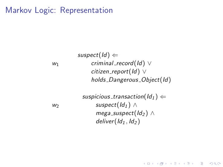 probabilistic graphical models tutorial