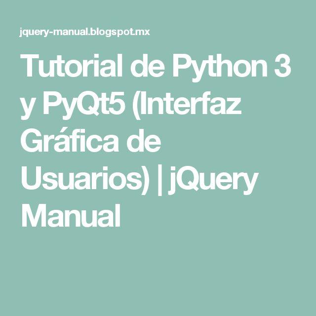 python 3 interactive tutorial