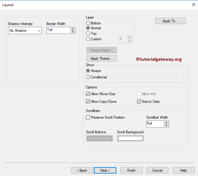 qlikview tutorial step by step