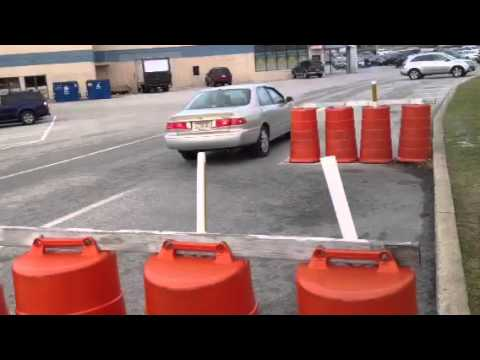 reverse parking tutorial canada