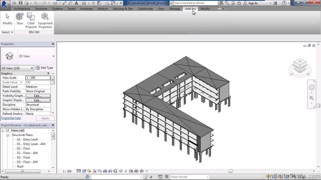 revit architecture 2016 tutorial