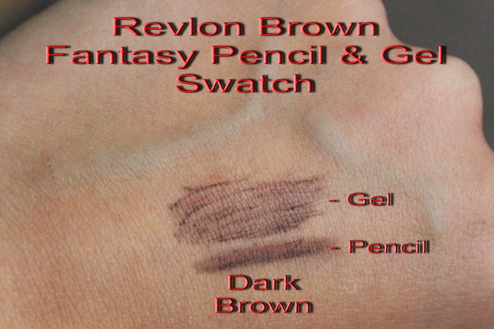 revlon brow fantasy tutorial