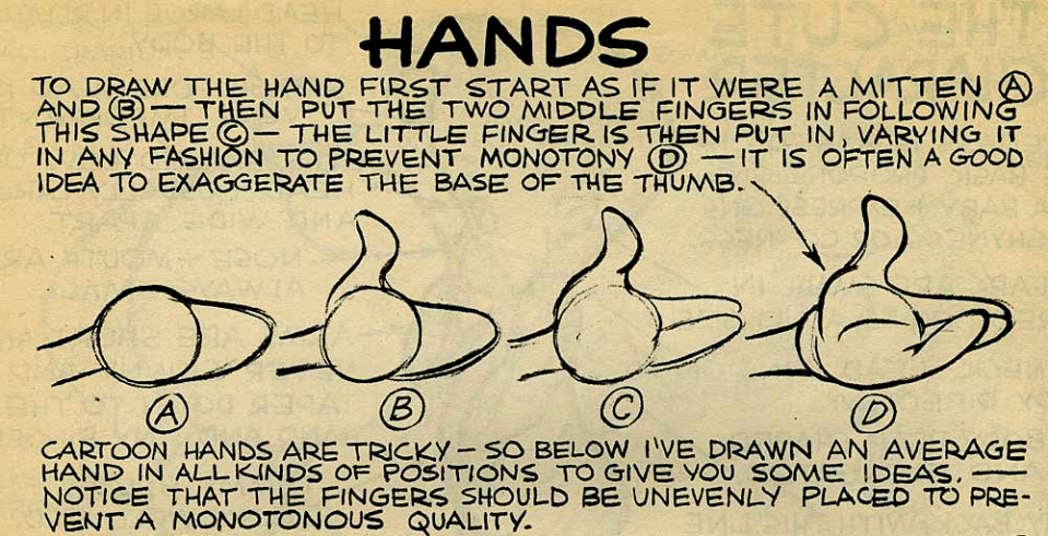 rubber hose drawing tutorial