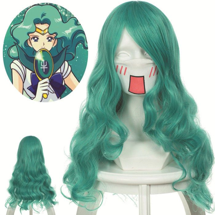 sailor neptune cosplay tutorial