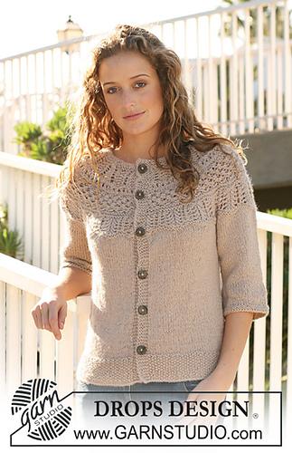 seamless yoke sweater tutorial