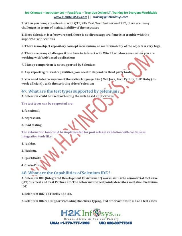 selenium 2 webdriver tutorial