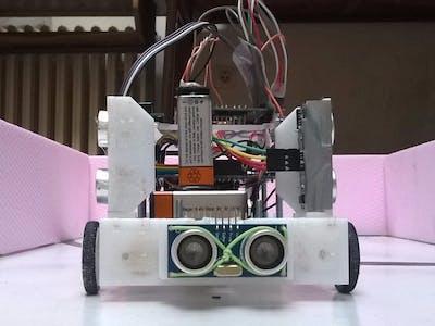 self balancing robot tutorial