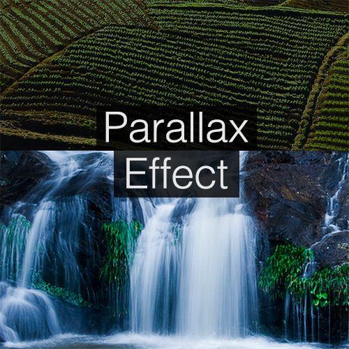 simple parallax scrolling tutorial