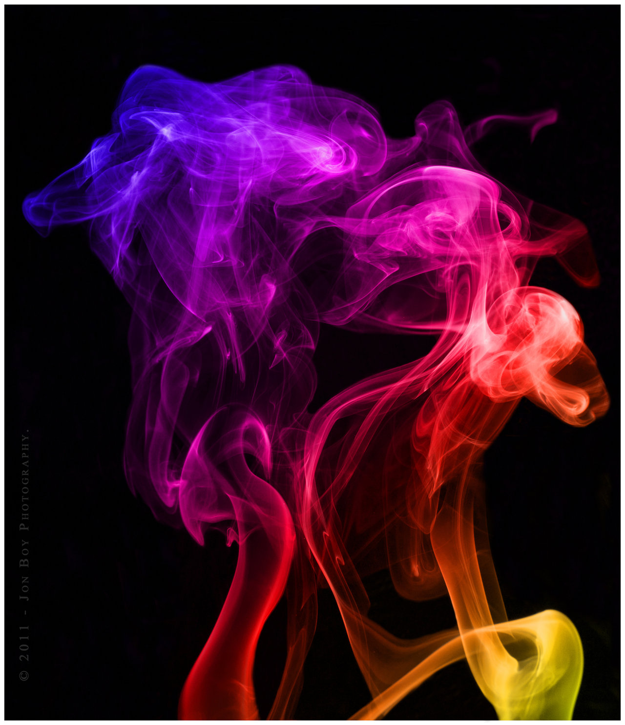 smoke art photography tutorial
