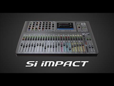 soundcraft si impact tutorial