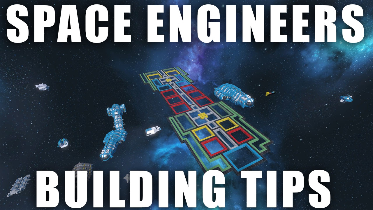 space engineers tutorial building a ship