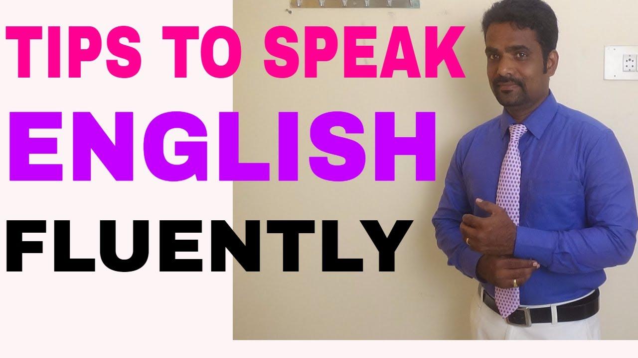 speak english fluently tutorial