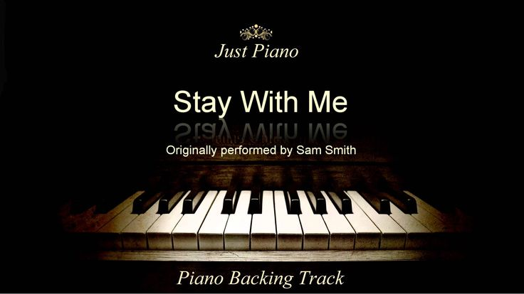 stay with me sam smith piano tutorial
