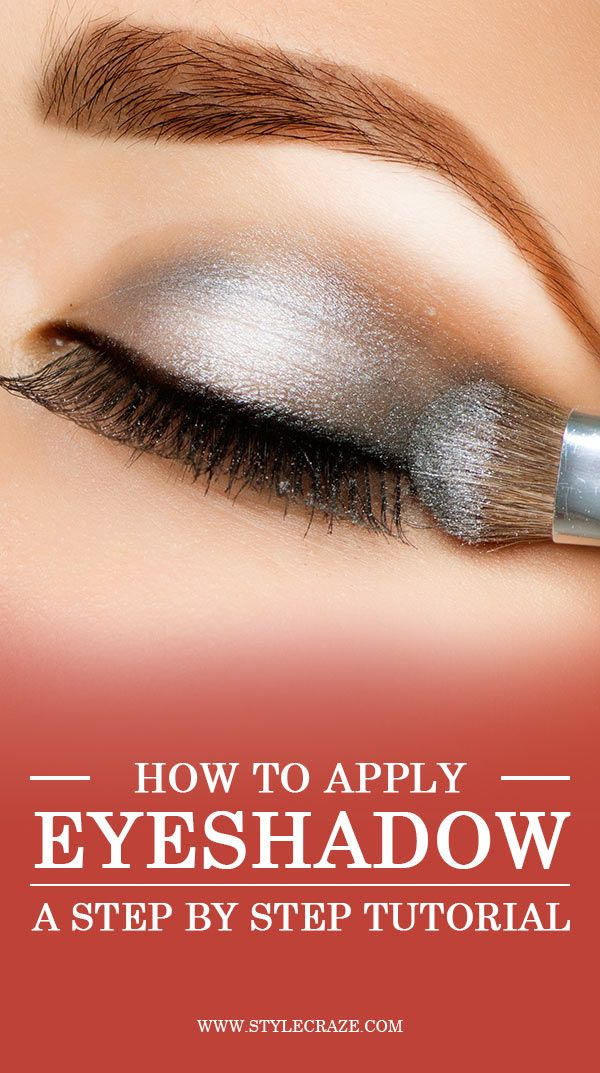 step by step eye makeup tutorial for beginners