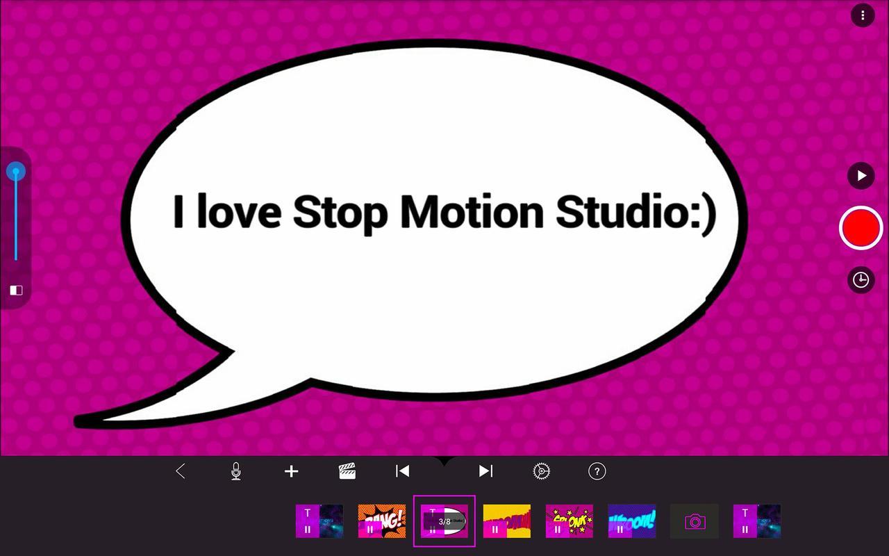 stop motion app tutorial