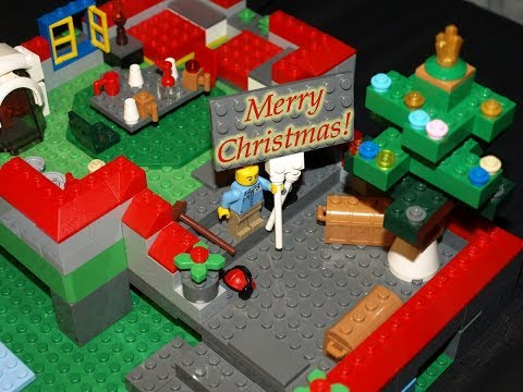 stop motion tutorial lego