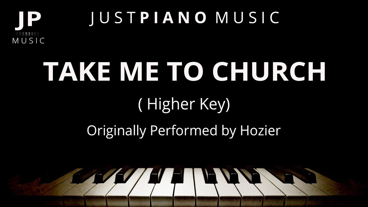 take me to church piano tutorial easy