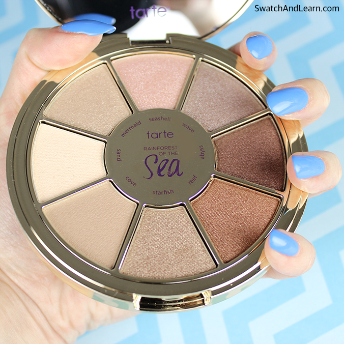 tarte eyeshadow makeup tutorial