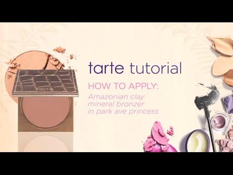 tarte pro glow tutorial