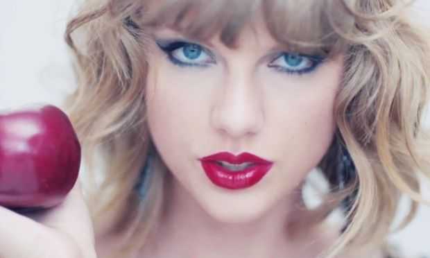 taylor swift blank space makeup tutorial