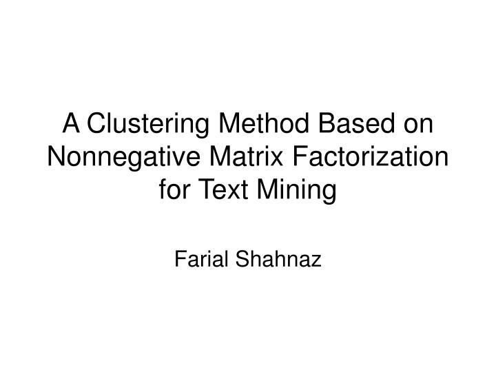 text mining tutorial ppt