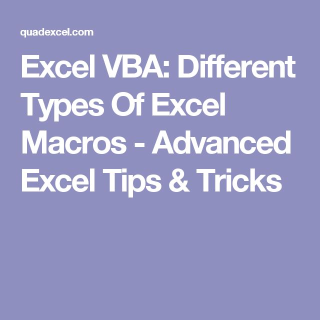 the tutorial on excel macros vba pdf free download