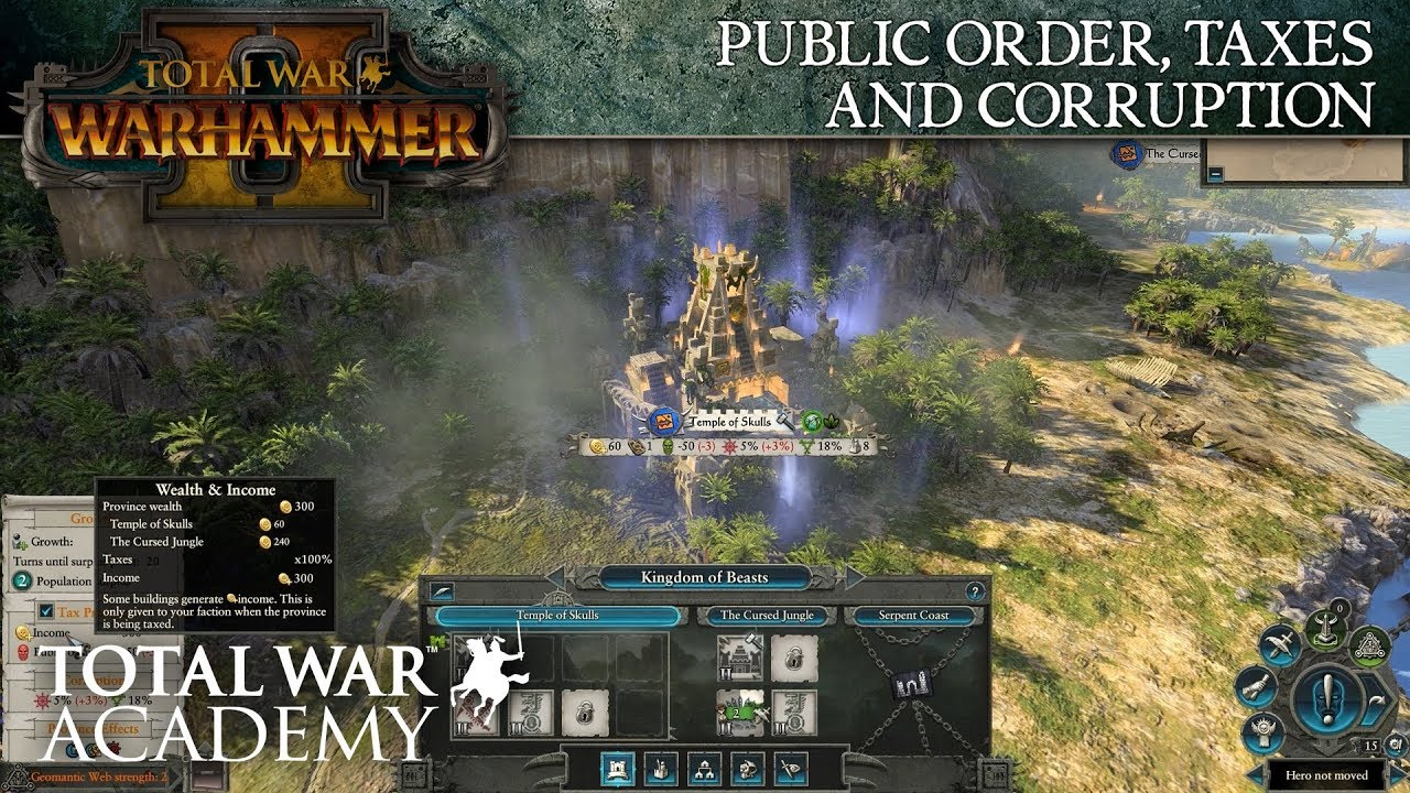 total war warhammer tutorial