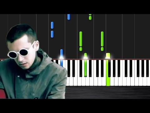 twenty one pilots piano tutorial