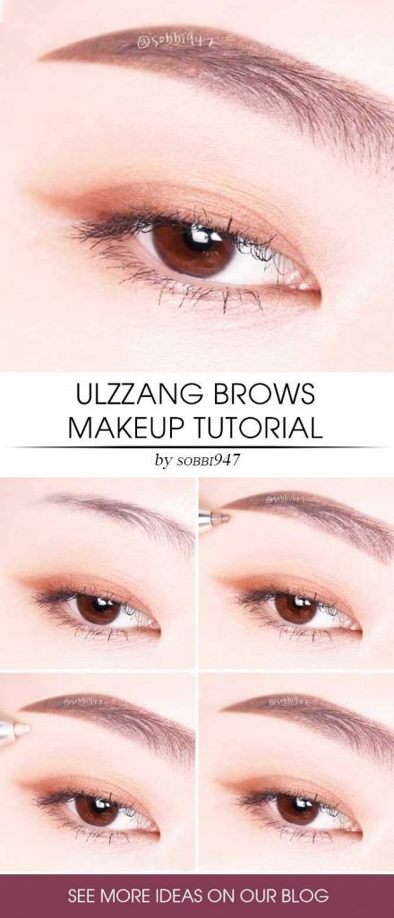 ulzzang eye makeup tutorial