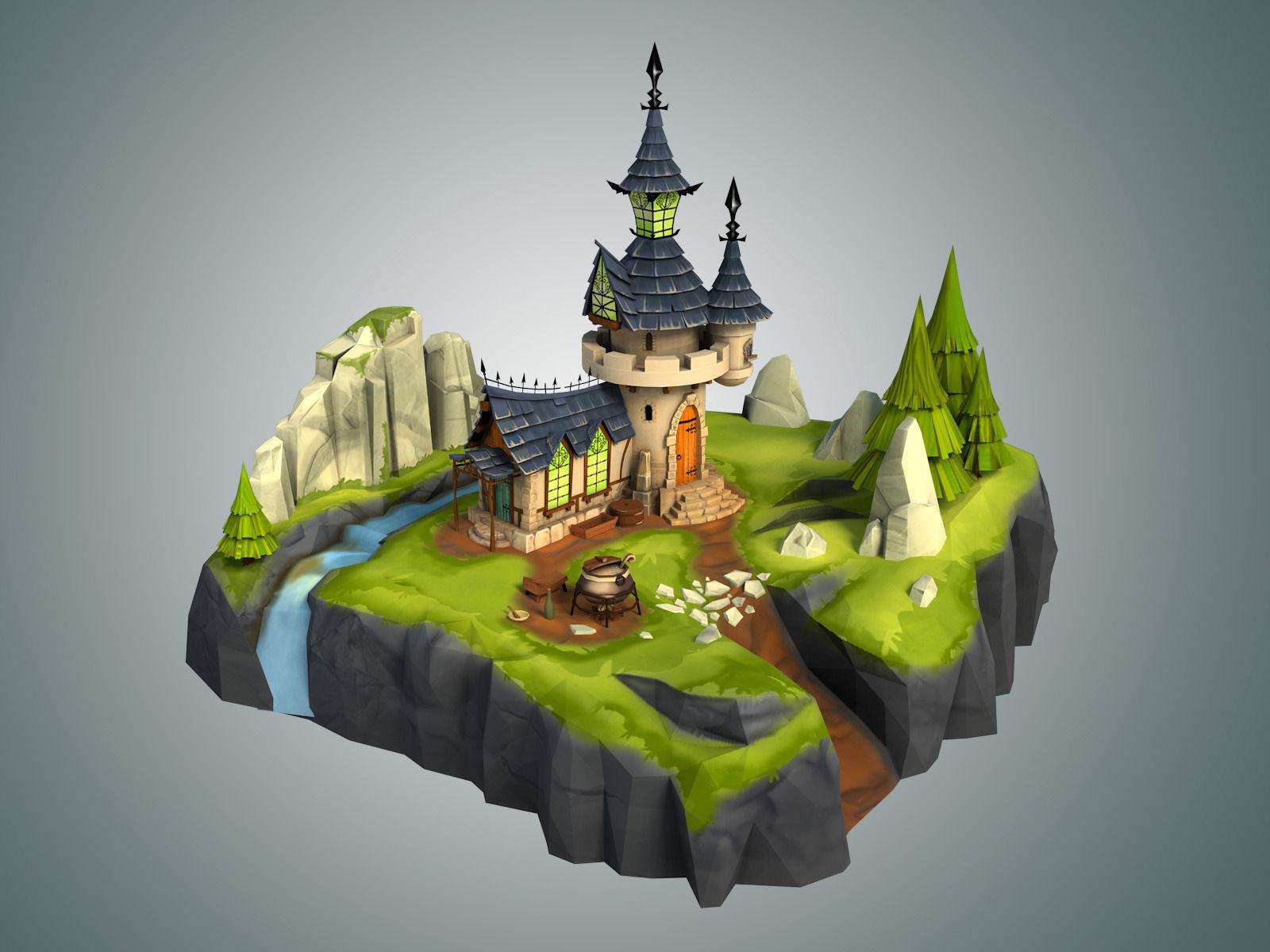 unity 3d environment tutorial