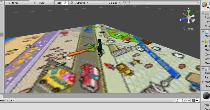 unity 3d isometric game tutorial
