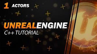 unreal engine 4 c++ tutorial pdf