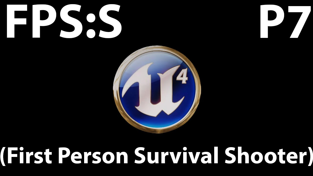 unreal engine 4 fps tutorial