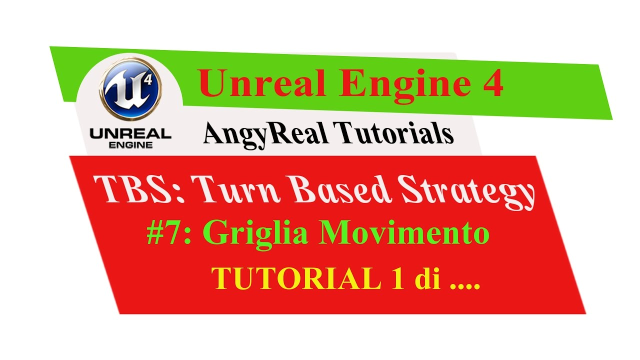 unreal engine turn based strategy tutorial