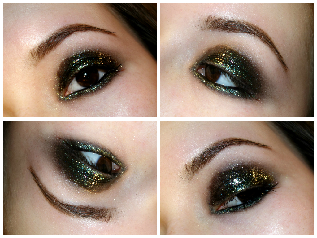 urban decay moondust tutorial