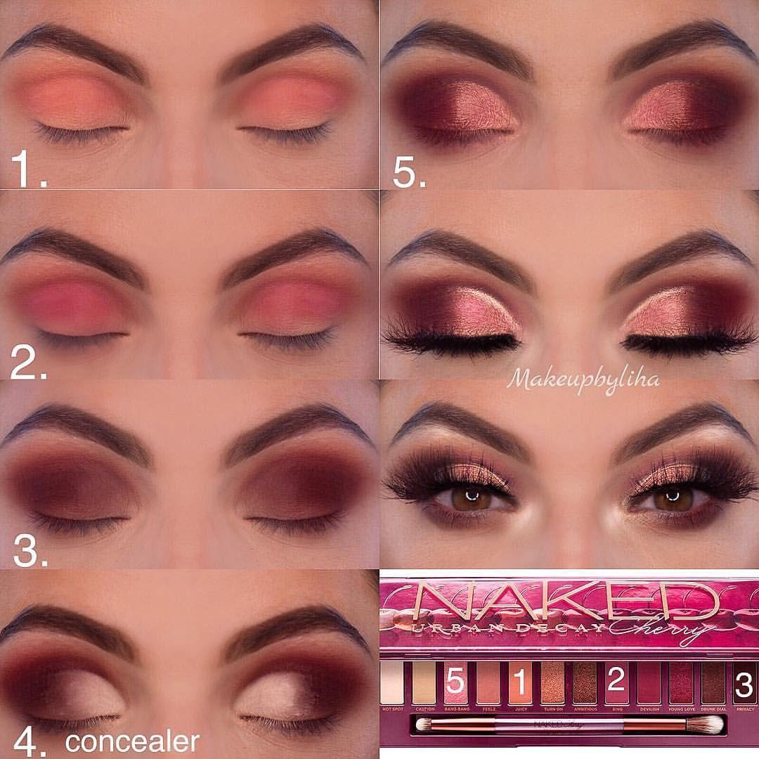 urban decay natural makeup tutorial