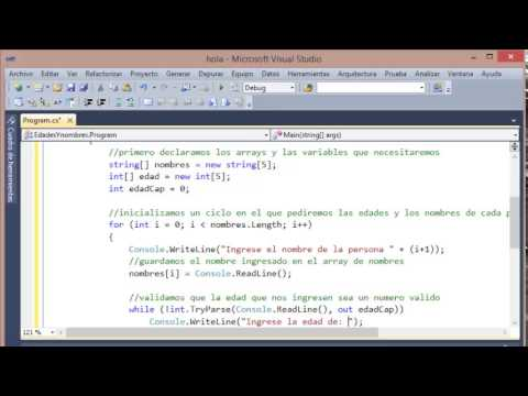 visual studio 2012 c# tutorial pdf