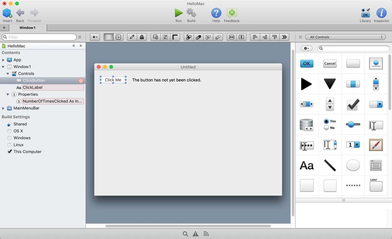 visual studio desktop application tutorial
