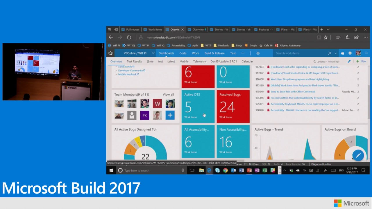 visual studio team services tutorial video