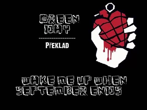 wake me up when september ends tutorial