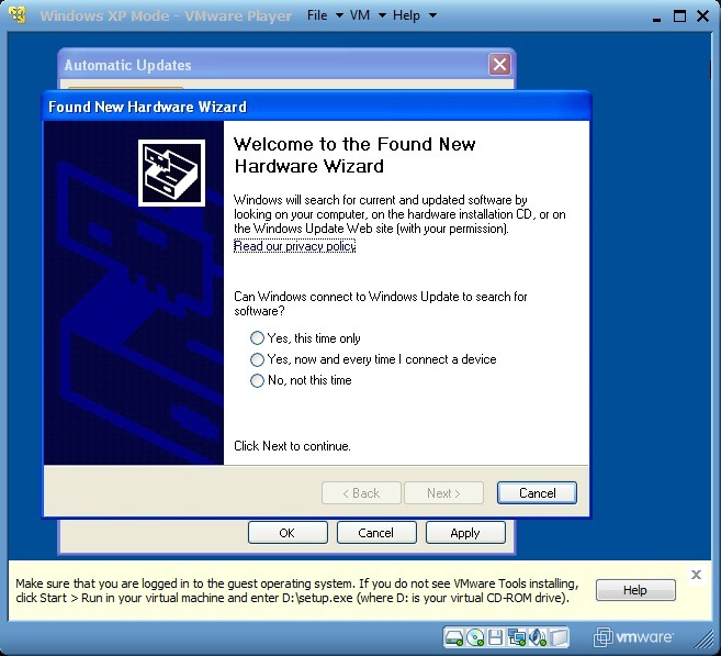 windows xp mode tutorial