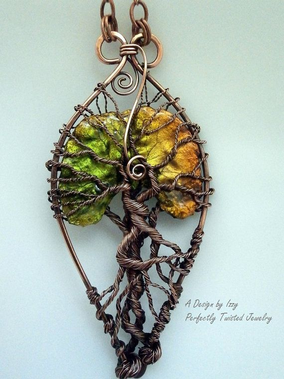 wire tree of life tutorial