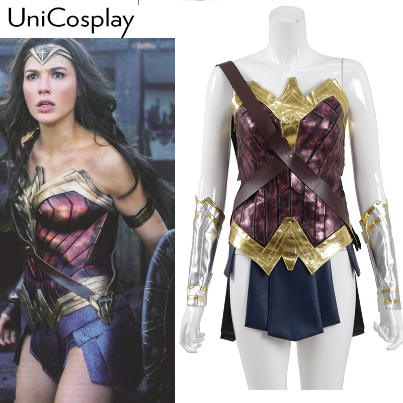wonder woman dawn of justice cosplay tutorial