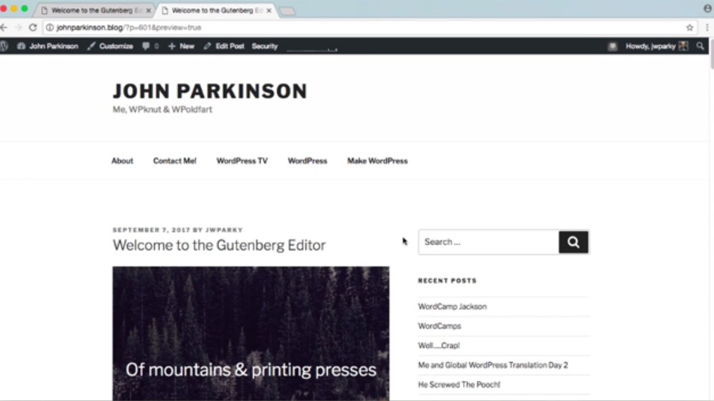 wordpress text editor tutorial