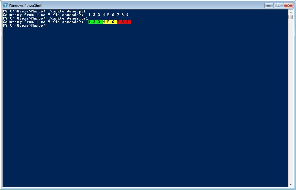 writing powershell scripts tutorial