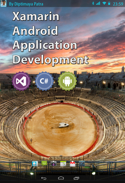 xamarin android tutorial pdf