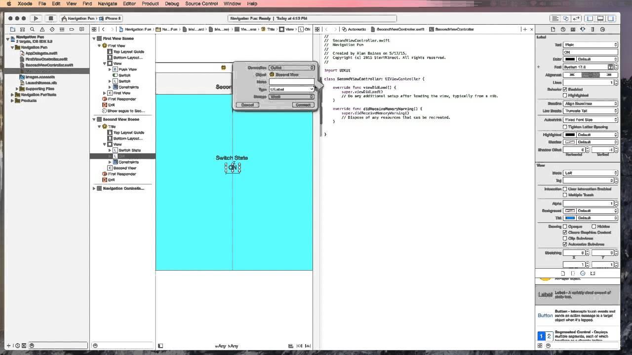 xcode multiple targets tutorial