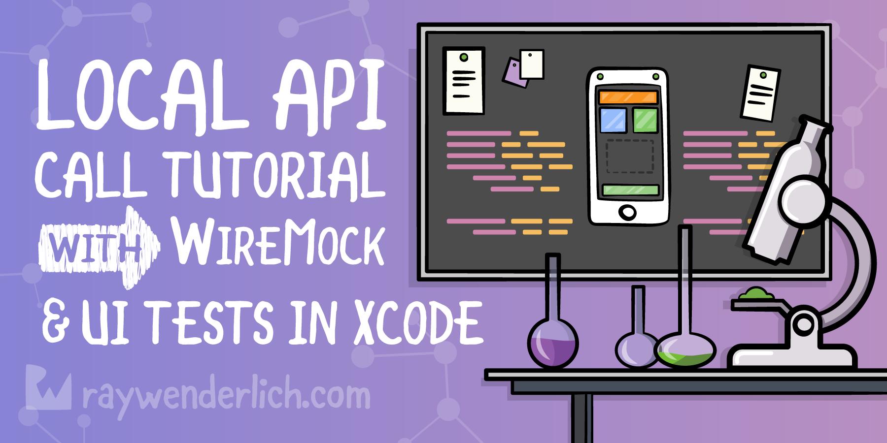 xcode ui testing tutorial
