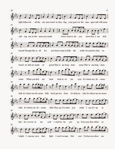 xo eden guitar tutorial