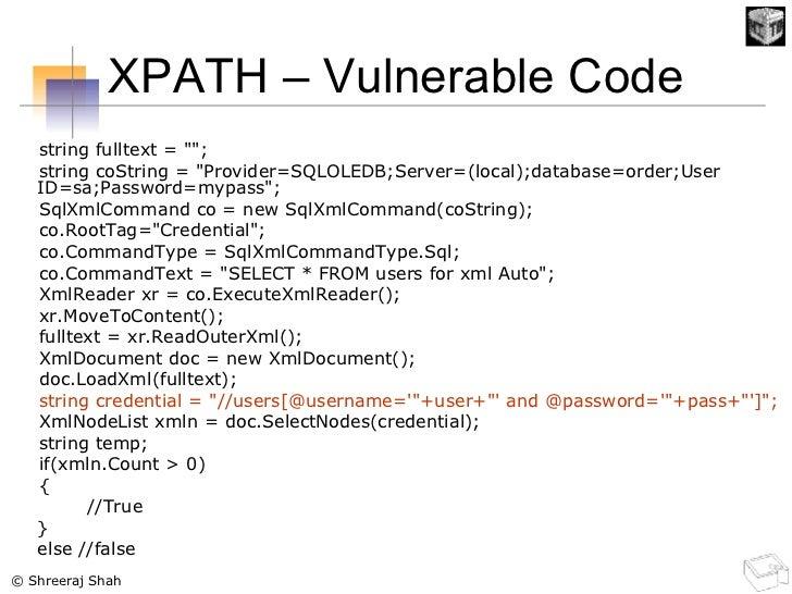 xpath 2.0 tutorial
